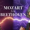 ベートーヴェンとモーツァルトの時空を超えた競作。『ピアノと管楽のための五重奏曲』