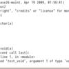 【Python】【SWIG】Python文字列をvoid*引数に渡す方法