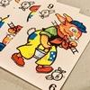 かわいいカードゲーム、アニマル・ラミーの遊び方