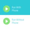android wear & Runkeeperの現在の情報をまとめました。2016/12/25時点