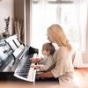 【1歳4ヶ月】カワイ音楽教室の親子リトミック体験♫