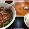 中華料理 福源のラーメンセットはボリューム満点!コスパ最高!!お店の中は中国語が飛び交ってます♪
