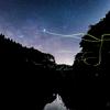 【天体撮影記 第96夜】 長年の撮影の夢だった蛍と天の川を撮影してきました!