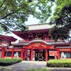 《千葉市》妙見本宮 千葉神社