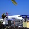 ハワイ島からオアフ島へ移動(ハワイアン航空 ボーイング717)