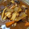 ペスカトーレと魚介のスープカレー