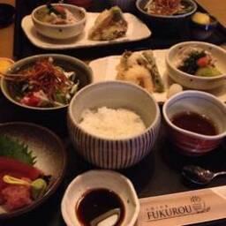 お酒と和食 FUKUROU