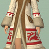 【FF14】ミラプリコーディネートカタログ「ふんわりあったか冬服コーデ」(グレイシャルコート)