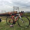 宇治川ライン→猿丸神社→木津川サイクリングロードへ70kmライド