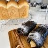【素敵先生】選べる食パン(小麦胚芽)、マロンコルネット習ってきた。