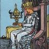 タロットカード:小アルカナ カップのクイーン