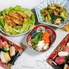 お寿司などで晩酌/新入りとご対面(実家)