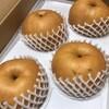 ふるさと納税で、佐賀県伊万里市から『愛宕梨 10kg』が届きました‼