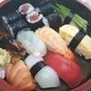 東海市の喜奈古で持ち帰り寿司