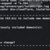 Certbotの証明書をドメインごとではなく、ドメインを追加し複数ドメインを1枚証明書にまとめる。