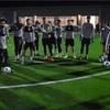 クラブワールドカップ直前、カタールでのファーストトレーニングセッション