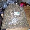 コーヒー豆の自家焙煎