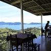 ナカレイからの海を見渡すレストラン@カマラビーチ