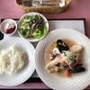 見晴らしの良い昭和大学病院の17Fのレストラン タワーレストラン昭和