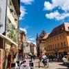 【スイス旅行記】かわいすぎる街コルマール散歩〜ハウルの動く城のロケ地巡り?