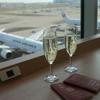 JGC修行(4/7):海外発券復路「空港、ラウンジ、空へと続く意見交換会」