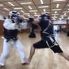 6月17日(土)田町(港区スポーツセンター)日本拳法自由会の練習報告