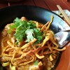 【パーイ】タイ北部の伝統料理!タイで一番美味しい『カオソーイ』