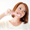 身体に悪い行動 口内環境 その1 1日1回の歯磨き