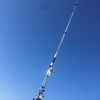 アンテナとロケーションの違いによる電波の飛びの変化