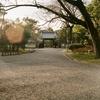 オリンパス Olympus Pen D・タテ構図で京都御所