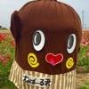 「ねば〜る君」が熊本に納豆贈る