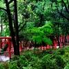 小牧山稲荷神社と吉吾郎稲荷社