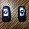 BMWのリモートコントロールキーって、いろいろ記憶しているみたいです。