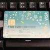 SMBCデビットカードの紹介(初期デザイン含め)