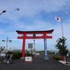 地図子、多摩川を歩く -15 六郷橋から平和の大鳥居まで-