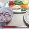 週末の朝食 vol.10 小豆粥