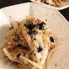 手作り麺つゆ活用3品〜大根のツナ海苔サラダ〜水晶鶏ときゅうりの胡麻炒め〜オクラの胡麻和え〜左利きだった⁈作曲家