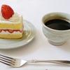 銀座ウエスト ベイカフェヨコハマ @横浜 老舗の正統派ショートケーキの安定感