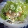 【糖質制限レシピ】 レタスハンバーガー 氷豆腐入りハンバーグアレンジレシピ