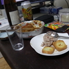 幸運な病のレシピ( 1947 )朝:何もしない日=炭水化物的一日、ラーメン、弁当+汁、刺し身丼
