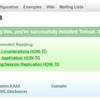 CentOS6にTomcat8.5をインストール&自動起動設定