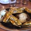 足立区千住曙町の「ココス 千住堀切橋店」で5種チーズの包み焼きハンバーグ