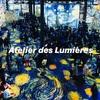【Atelier des Lumières】パリ初のデジタルアートセンターで体験する没入型デジタルアート