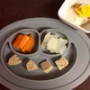 お野菜からの離乳食  [175日目  祝1歳!キヌアバナナ蒸しパン]