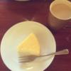 『LACHAISE(ラシェーズ)』で牧場チーズケーキ