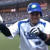 パリーグの本塁打王!山川選手!