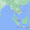 カンボジア王国 : アンコールワット遺跡群