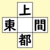 【脳トレ】漢字穴埋め 289問目