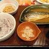 ダイエット中の夕飯は基本魚。ガストでもサバ味噌定食でがんばる