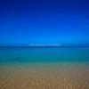 ターコイズブルーな海